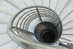 Escadaria de enrolamento Imagens de Stock