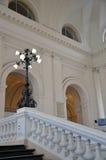 Escadaria de mármore Fotografia de Stock