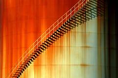 Escadaria demasiado Fotografia de Stock