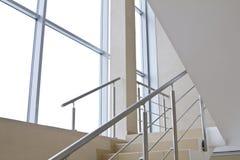 Escadaria do escritório imagens de stock royalty free