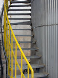 Escadaria do tanque Imagens de Stock Royalty Free