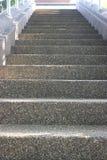 Escadaria dos seixos Foto de Stock
