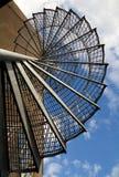 Escadaria espiral. Foto de Stock