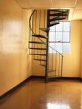 Escadaria espiral Imagem de Stock Royalty Free