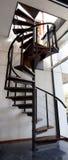 Escadaria espiral do projeto Imagem de Stock Royalty Free