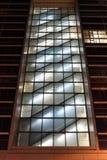 Escadaria feita sob encomenda Foto de Stock