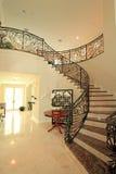 Escadaria grande Fotos de Stock Royalty Free