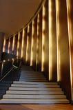 Escadaria moderna Imagem de Stock