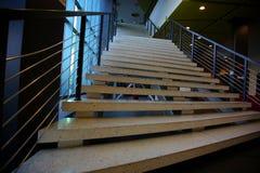 Escadaria no salão Imagens de Stock Royalty Free