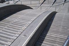 Escadaria pública Fotos de Stock Royalty Free