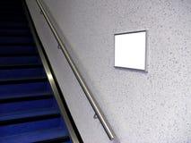Escadaria para cima Fotografia de Stock