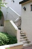Escadaria rachada Imagem de Stock