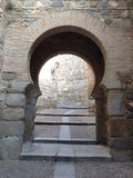 Escadaria a Toledo Imagens de Stock