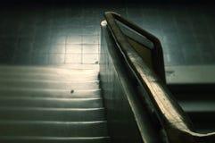 Escadaria velha Fotos de Stock Royalty Free