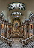 Escadarias de mármore imagens de stock royalty free