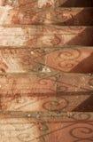 Escadas árabes Fotos de Stock Royalty Free