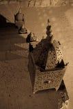 Escadas árabes fotografia de stock