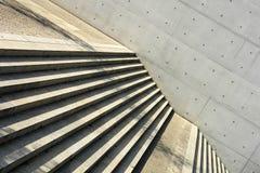 Escadas abstratas Fotografia de Stock Royalty Free