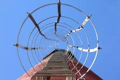 Escadas ao céu. Imagem de Stock
