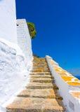 Escadas ao céu Fotografia de Stock Royalty Free