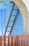 Escadas ao céu Fotos de Stock