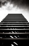 Escadas ao céu Imagem de Stock