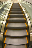 Escadas ao nível superior Fotos de Stock Royalty Free