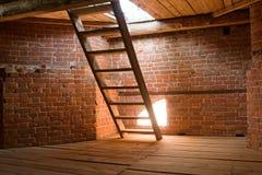 Escadas ao paraíso Foto de Stock