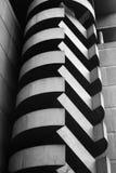 Escadas B do cimento Imagens de Stock Royalty Free