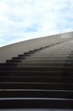 Escadas concretas Fotos de Stock