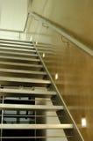 Escadas da sótão de luxo Foto de Stock Royalty Free