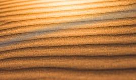 Escadas das areias Imagens de Stock Royalty Free