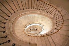 Escadas de mármore Fotos de Stock