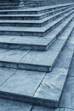 Escadas de pedra Foto de Stock