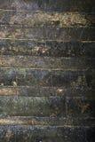 escadas de pedra molhadas Fotos de Stock