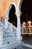 Escadas de Veneza Fotografia de Stock Royalty Free