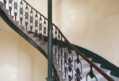 Escadas do ferro Fotografia de Stock