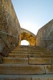 Escadas do Mola do La Imagem de Stock