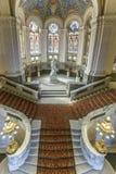Escadas do palácio da paz Fotografia de Stock Royalty Free