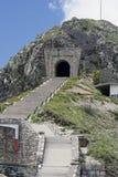 Escadas e entrada Foto de Stock Royalty Free