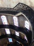 Escadas e janelas Imagens de Stock Royalty Free