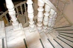 Escadas em Buku imagem de stock