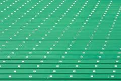 Escadas em um estádio Imagem de Stock Royalty Free