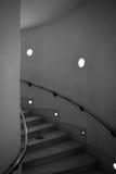Escadas espirais Foto de Stock Royalty Free