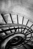 Escadas espirais Fotografia de Stock