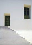 Escadas estranhas imagens de stock