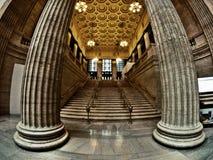 Escadas famosas Fotografia de Stock