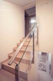 Escadas grandes da casa fotos de stock royalty free