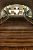 Escadas HDR Foto de Stock Royalty Free