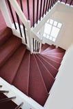 Escadas interiores fotos de stock
